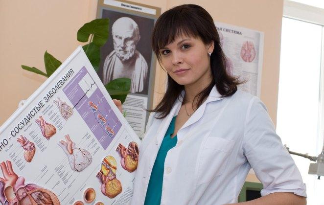 Мария Горбань до операции