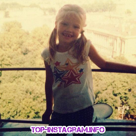 Саша Лусс в детстве фото
