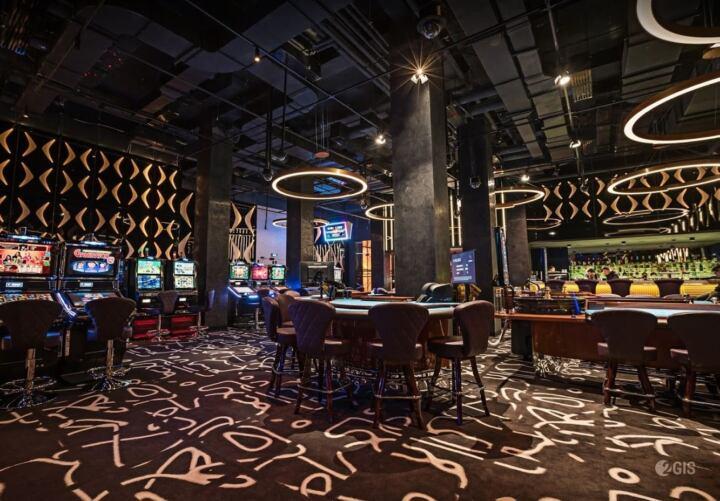 Пятерка самых рейтинговых казино мира